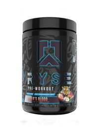RYSE Project Blackout Pre-Workout Tiger's Blood