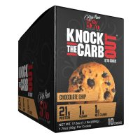 Rich Piana Knock The Carb Out Keto Cookies Chocolate Chip 10x50 gram
