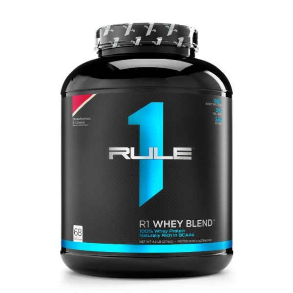 R1 Whey Blend (2.270gr) Strawberries & Cream