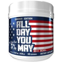 All Day You May Summer Edition 10:1:1 BCAA (30 servings) Starry Burst